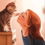 corney猫